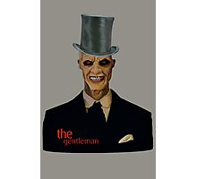 The Gentleman Photographic Print