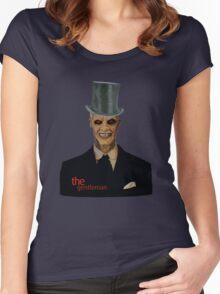 The Gentleman Women's Fitted Scoop T-Shirt
