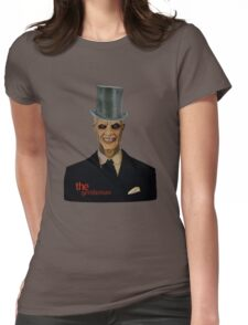 The Gentleman Womens Fitted T-Shirt