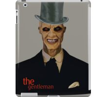 The Gentleman iPad Case/Skin