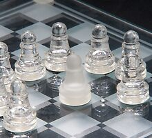 Chess Surrounded by Colin Bentham