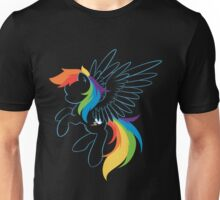 Colors of the Rainbow Unisex T-Shirt