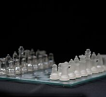 Chess Set by Colin Bentham