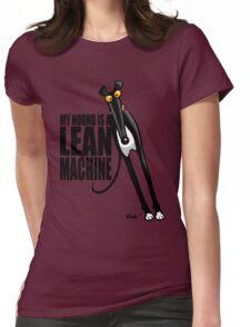Lean Machine Womens Fitted T-Shirt