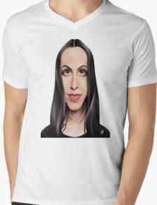 Celebrity Sunday - Alanis Morissette Mens V-Neck T-Shirt