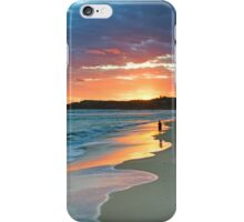 Damian's Sunrise, Nth Stradbroke Is. Qld Australia iPhone Case/Skin
