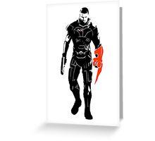 Shepard Greeting Card