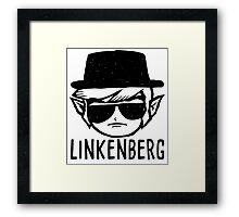 Linkenberg - parody Framed Print