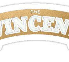 The Vincent Motorcycles emblem Sticker