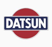 Datsun emblem by Robin Lund