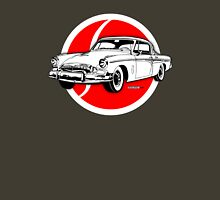 Studebaker President emblem and illustration Unisex T-Shirt