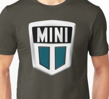 Classic Mini badge emblem Unisex T-Shirt