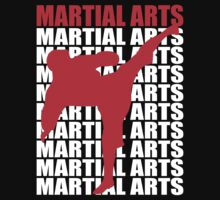 Martial Arts Kids Tee