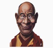 Celebrity Sunday - Dalai Lama One Piece - Long Sleeve
