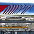 'Motorway reflection'  by Jack  Castle