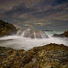 Serious Splash, Serious Sky by bazcelt