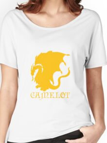 Camelot Souvenir Tee Women's Relaxed Fit T-Shirt
