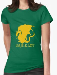 Camelot Souvenir Tee Womens Fitted T-Shirt