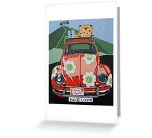 Bug Love Greeting Card