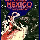 IN OLD MEXICO (vintage illustration) by ART INSPIRED BY MUSIC