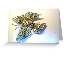 Original World Butterfly LW Greeting Card