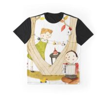 Picnic Graphic T-Shirt