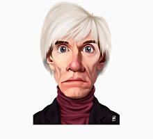 Celebrity Sunday -Andy Warhol Unisex T-Shirt