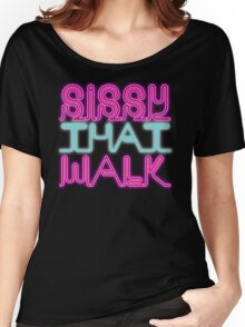 Sissy That Walk [Rupaul's Drag Race] Women's Relaxed Fit T-Shirt