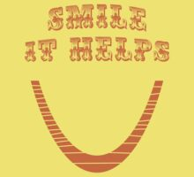 Smile it helps by Artmassage