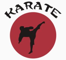 Karate Rising Sun Kids Clothes