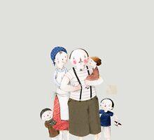 Family Portrait V T-Shirt