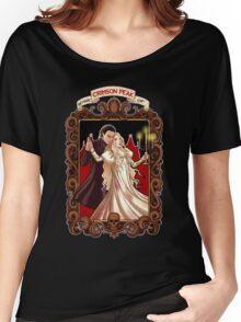 Beware of Crimsom Peak Women's Relaxed Fit T-Shirt