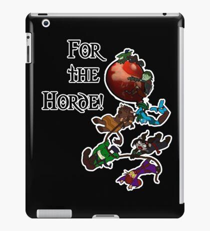 Horde Balloon iPad Case/Skin