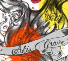Alis Grave Nil Sticker