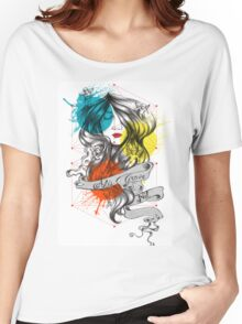 Alis Grave Nil Women's Relaxed Fit T-Shirt