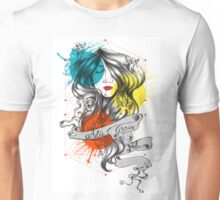 Alis Grave Nil Unisex T-Shirt