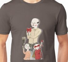 Family Portrait IV Unisex T-Shirt