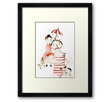 Family Portrait III Framed Print
