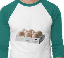 EggBox Men's Baseball ¾ T-Shirt