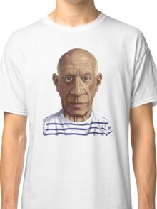 Celebrity Sunday - Pablo Picasso Classic T-Shirt