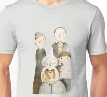 Family Portrait II Unisex T-Shirt
