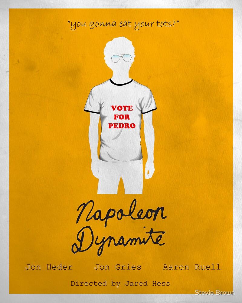 Napoleon Dynamite Minima by Stevie B