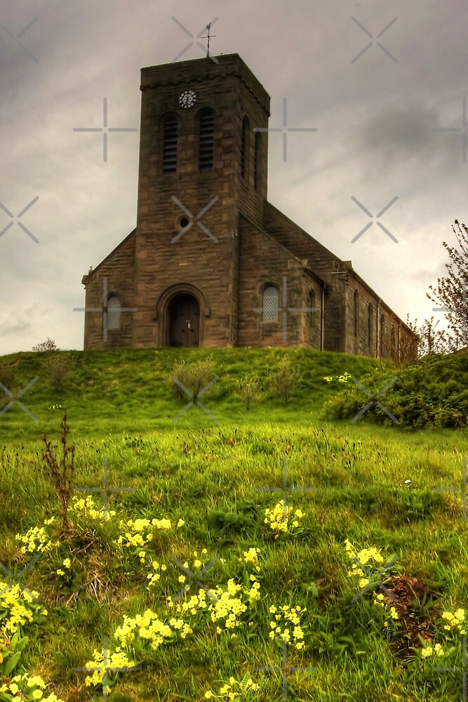 St Abbs Church by Tom Gomez