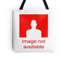 Image Not available: Red Tote Bag