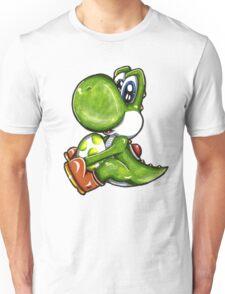 Yoshi- Super Mario Unisex T-Shirt
