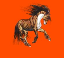 Fantasy Stallion .. tee shirt by LoneAngel