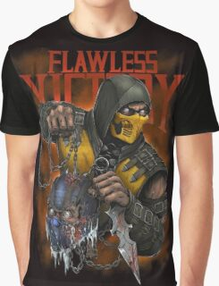 Scorpion: Flawless Victory Graphic T-Shirt