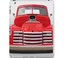 1953 Chevrolet 3100 Pickup iPad Case/Skin