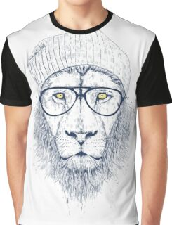 Cool lion Graphic T-Shirt