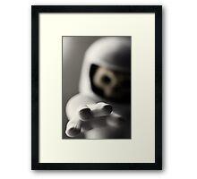 Vashta Nerada Framed Print